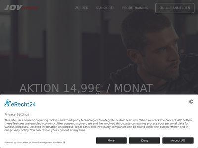 JOY Fitness Norderstedt