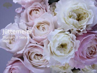 Blumen Jüttemeier