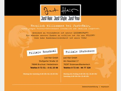 Just hair GmbH