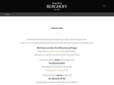 Juwelier Berghoff