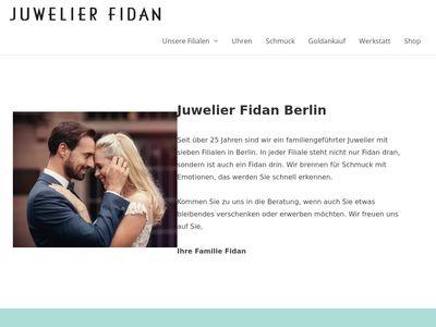 Juwelier Fidan Schönhauser Allee