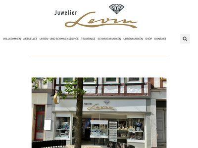 Juwelier Levin Schmuck und Uhren