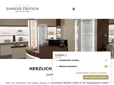 Juwelier Deutsch