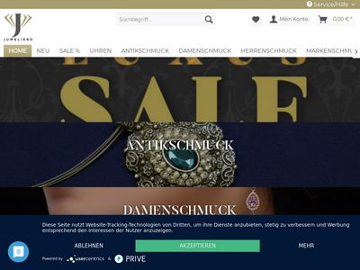 Juweliero - Schmuck & Uhren