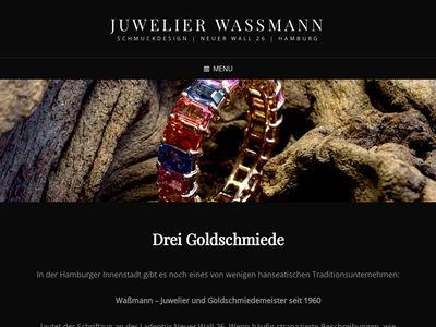 Juwelier Wassmann Goldschmiedemeister