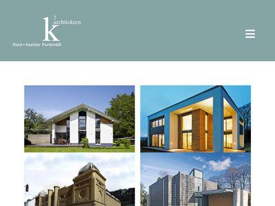 K2 Architekten Kleid & Koehler