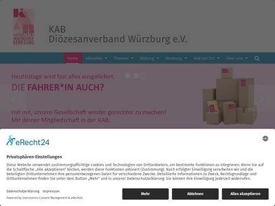 KAB Diözesanverband Würzburg