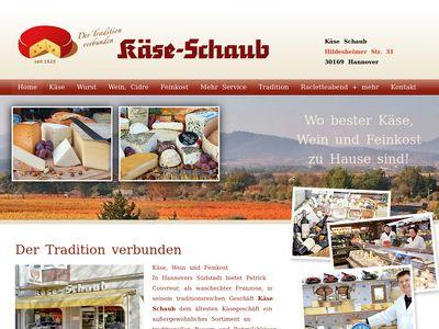 Käse Schaub - Hannover