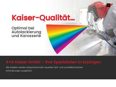 Autolackiererei Kaiser GmbH
