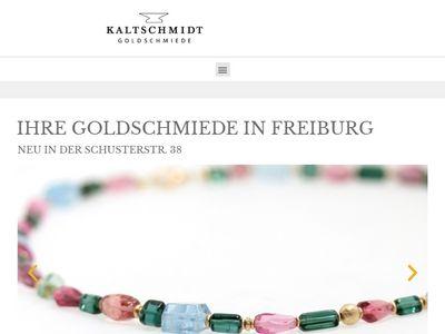 Goldschmiede Kaltschmidt