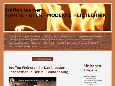 Steffen Weinert Kamin und Ofenbau