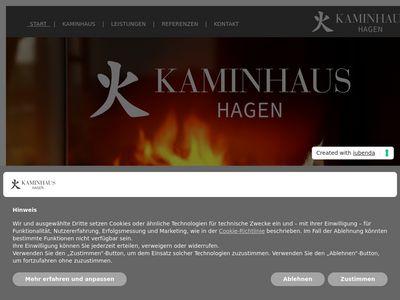 Kaminhaus Hagen