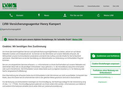 LVM Versicherung Henry Kampert