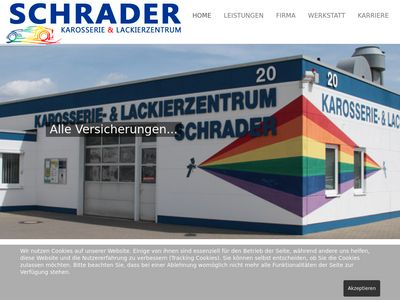 Karosserie- und Lackierzentrum Schrader