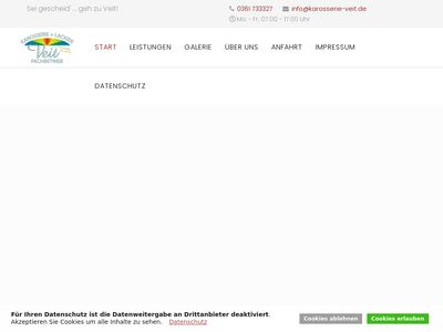 Karosserie Autolackier Fachbetrieb Veit GmbH