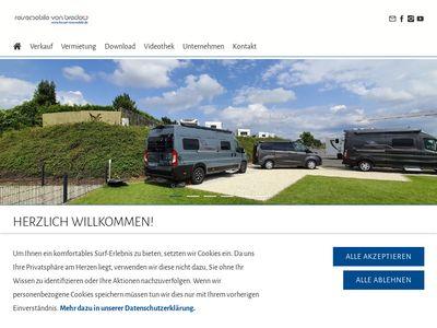 Reisemobile von Bredow