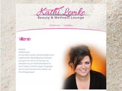 Kathi Lemke Beauty & Wellness Lounge