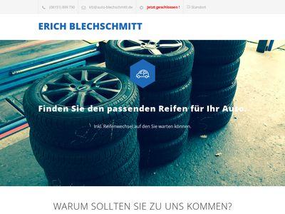 Erich Blechschmitt KFZ- Werkstatt