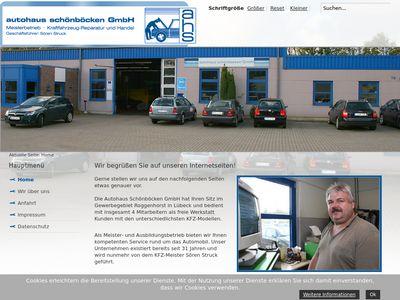 Autohaus Schönböcken