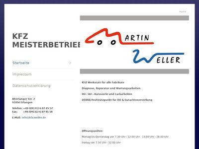 Martin Weller Kfz Meisterbetrieb