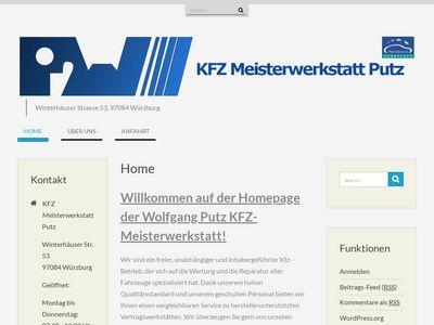 Putz KFZ-Werkstatt
