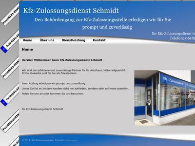 Kfz-Zulassungsdienst Schmidt / Hanau