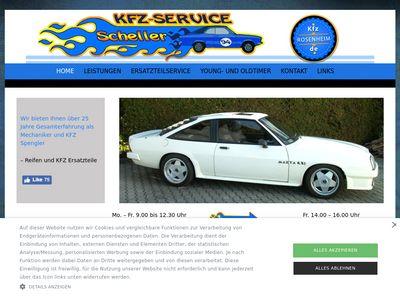 KFZ Werkstätte Robert Fischer