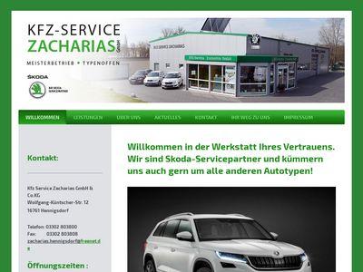 KFZ-Service Zacharias GmbH