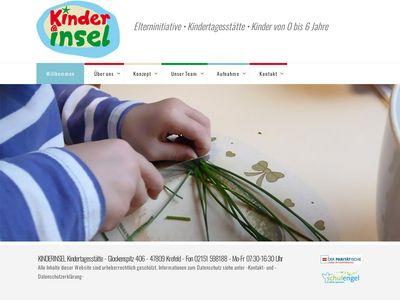 KiTa Kindertagesstätte Kinderinsel