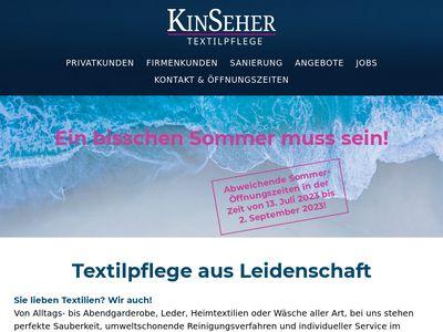 Kinseher Textilpflege GmbH