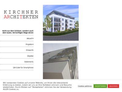 Kirchner Architekten HR Kirchner Architekt