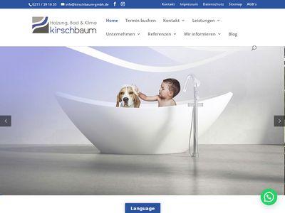 Kirschbaum Kurt GmbH Sanitär Heizung