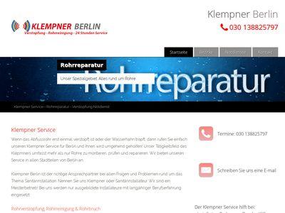 Klempner Berlin