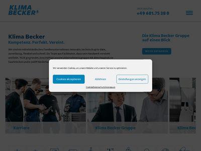 KLIMA BECKER Full Service GmbH