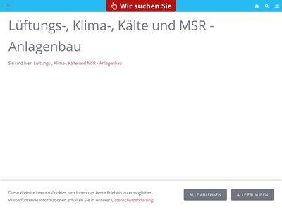Rüdiger & Bunge Klimatechnik GmbH