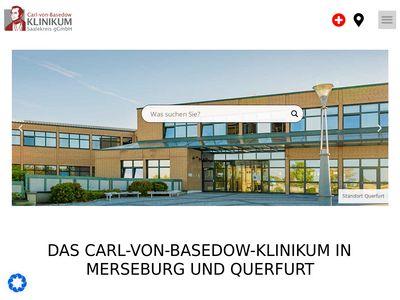 Carl-von-Basedow-Klinikum Merseburg
