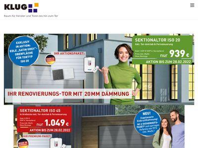 Klug Bauelemente GmbH