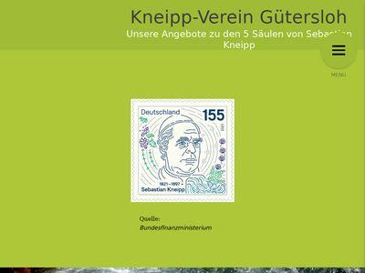 Kneipp-Verein E V