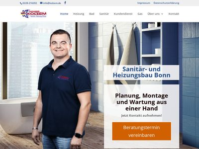 Firma Alexander Kolzem Heizung Sanitär