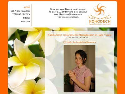 Kongdech - Thailändische Massage
