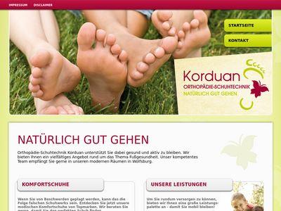 Orthopädieschuhtechnik B+ I Korduan GbR