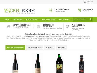 KORFU FOODS GmbH