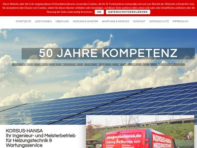 Korsus-Hansa-Heizungstechnik GmbH