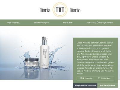 Kosmetikinstitut Maria Marin