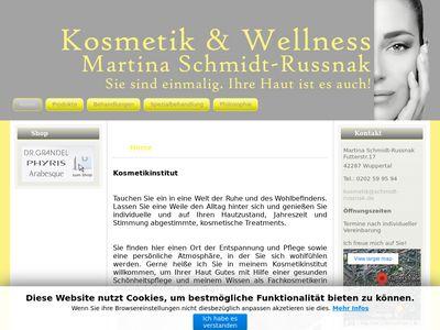 Martina Schmidt-Russnak