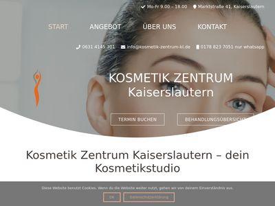 Kosmetikzentrum Kaiserslautern