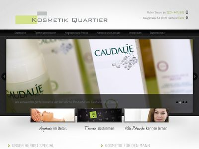 Kosmetik Quartier