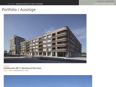 Kränzle+Fischer-Wasels Architekten BDA