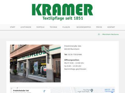 Kramer-Reinigung GmbH