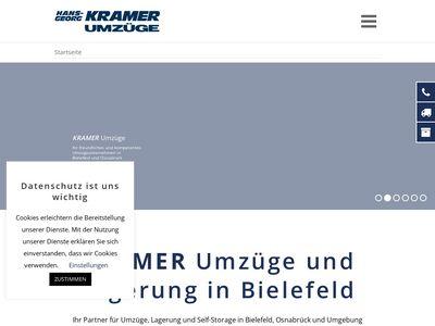 Kramer Hans-Georg Möbeltransporte